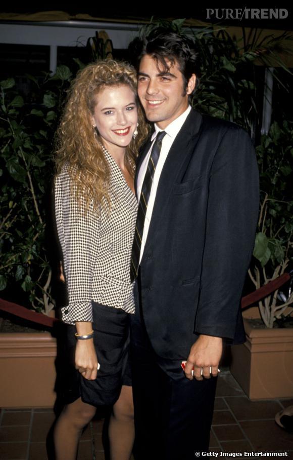 La proie  : Kelly Preston, ravissante actrice américaine.    Durée de la romance  : Quelques mois en 1988.