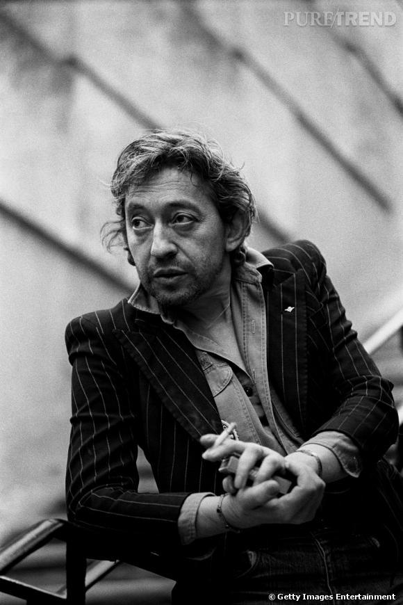 Serge Gainsbourg C Est Le Dandy A La Francaise Oui Il Avait Du