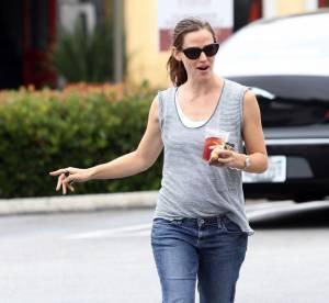 Jennifer Garner, loin des strass et des paillettes