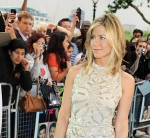 Le look du jour : Jennifer Aniston devient romantique
