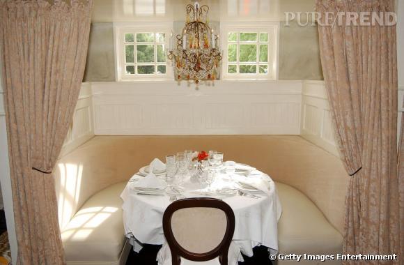 Chic le restaurant se veut cosy parmi ses clients on for Interieur chic et cosy