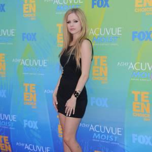 Avril Lavigne était également de la partie.