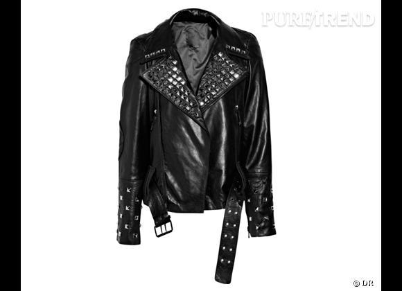 Le choix de Chloé  Biker Jacket LOT78, 1177,76 €. A shopper sur Net-a-porter.com