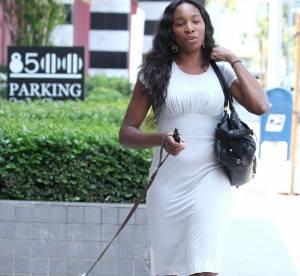 Venus Williams : elle sort avec Médor