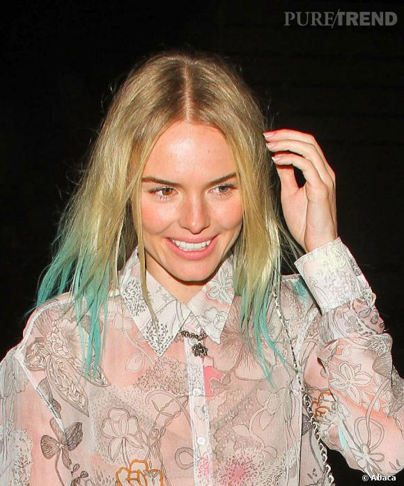 Kate Bosworth en mode Tie and dye