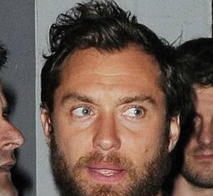 Jude Law et Shia labeouf : Oh la barbe !