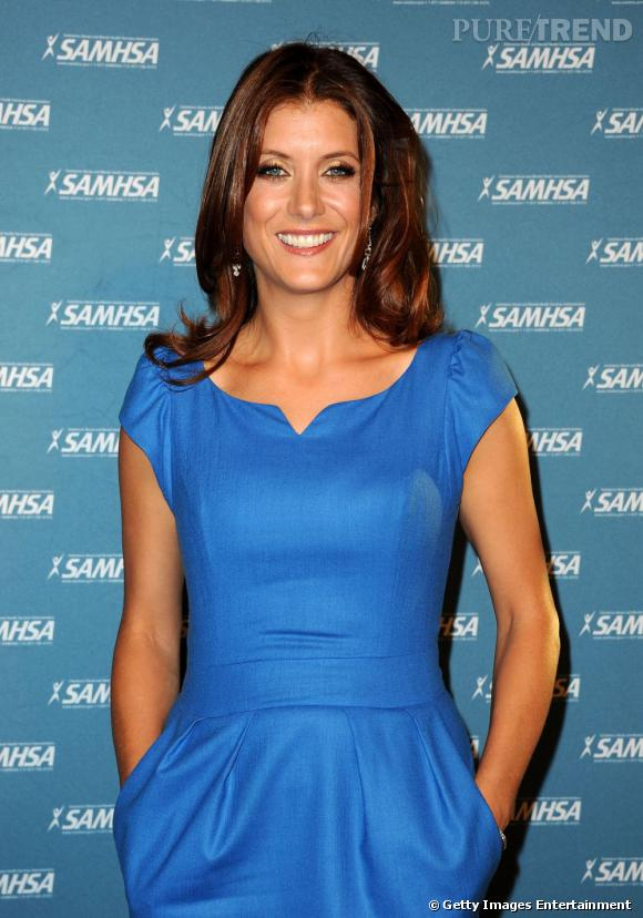 Kate Walsh aux Voice Awards à Hollywood.