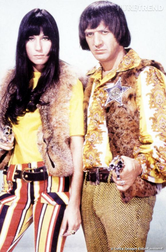 Coupe de cheveux style hippie