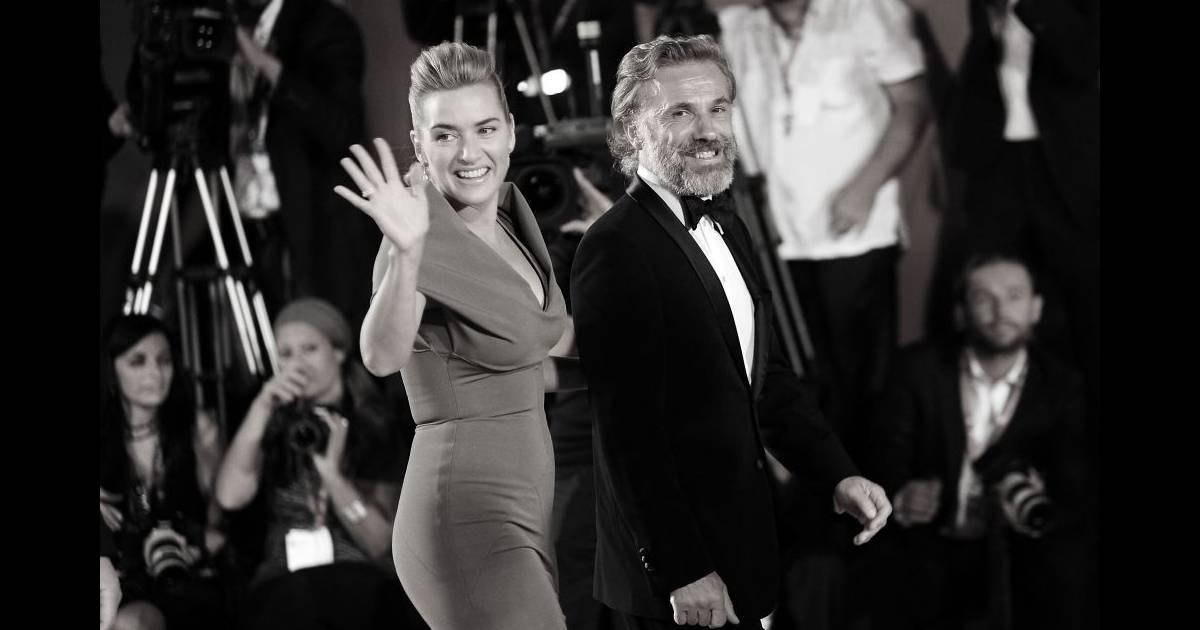 Christoph Waltz Kate Winslet