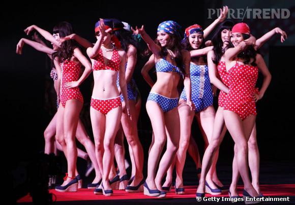 La finale de Miss Univers 2009 au Japon.