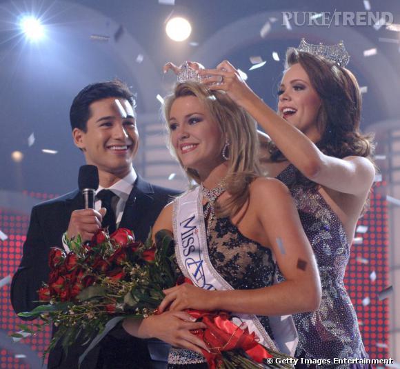 Miss USA 2007, une gagnante supplémentaire du concours de Miss Univers.