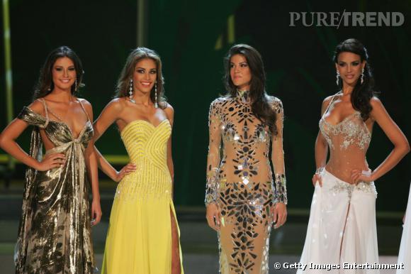 Les finalistes de l'édition 2008.