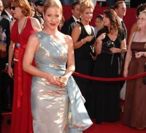 Que ce soit en matière de forme comme de couleur, Christina Applegate ne choisit pas la bonne robe.