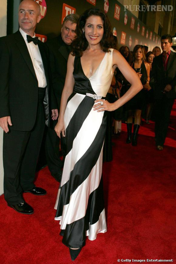 Lisa Edelstein joue au Beetlejuice.