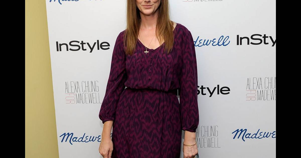 L'actrice Judy Greer (How I Met Your Mother, Arrested ...