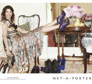 Net-A-Porter s'entiche d'Hanneli Mustaparta et Atlanta de Cadenet