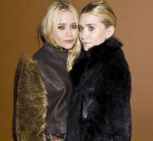 Mary-Kate et Ashley Olsen, petites frileuses