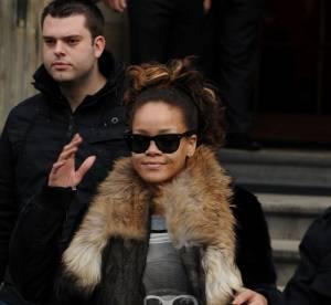 Rihanna, la moumoute
