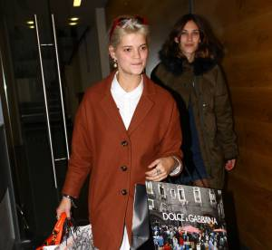 Pixie Geldof, fashion relâchement