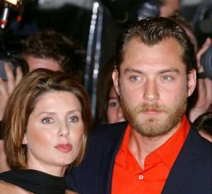 Sadie Frost était mariée à Jude Low à l'époque où il avait certes un peu plus de cheveux, mais aussi des kilos en plus et une barbe rousse... C'était déjà son deuxième mariage.