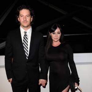 Shannen Doherty ne s'en tire pas trop mal dans le mariage multiple. A 40 ans, elle en est à sa troisième noce, une bonne petite moyenne.
