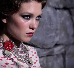 Léa Seydoux de nouveau égérie Prada