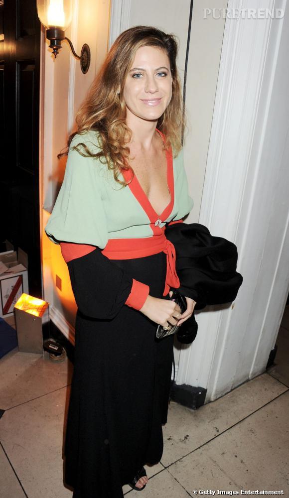 Francesca Versace.