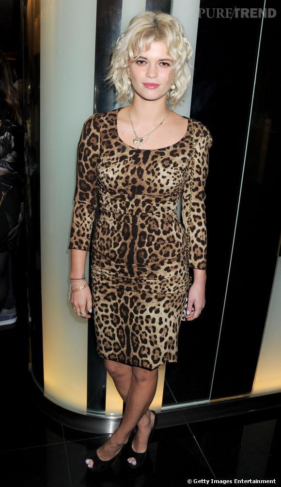 Pixie Geldof.