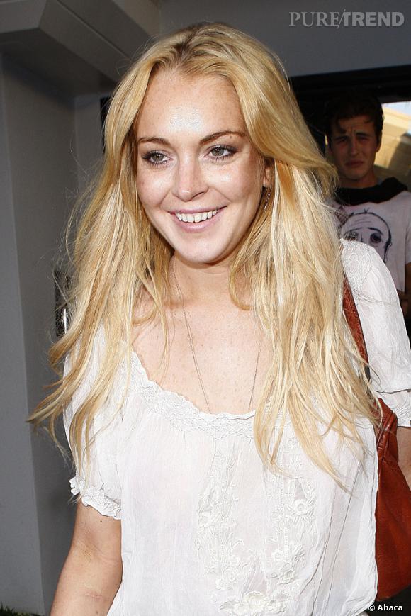 Lindsay Lohan peut remercier son dentiste.