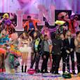 Un final haut en couleur pour le défilé Victoria's Secret.