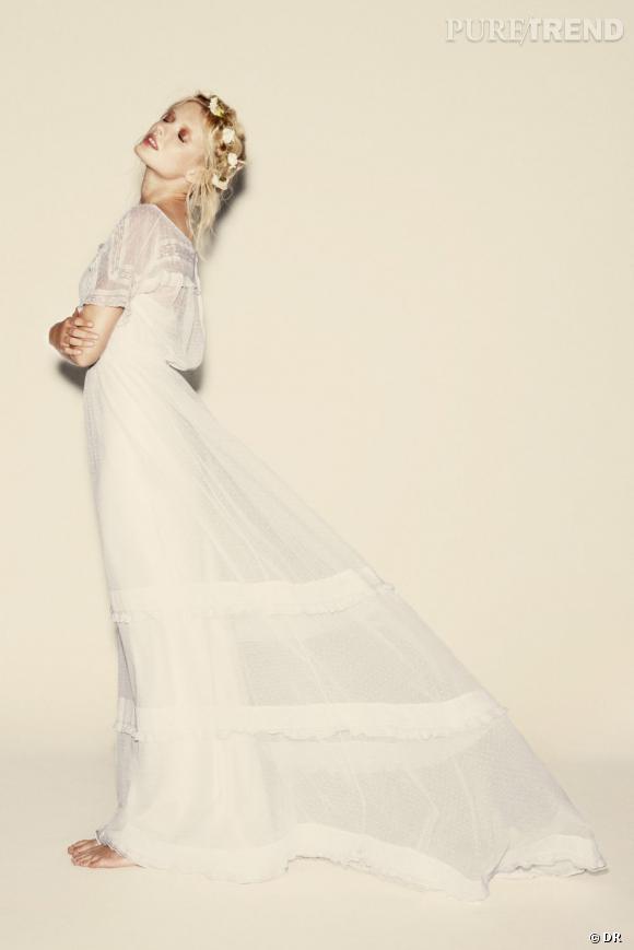 Les plus belles robes de mariée Printemps-Eté 2012 ! Delphine Manivet Fourchette de prix : entre 2500 et 4500 €.
