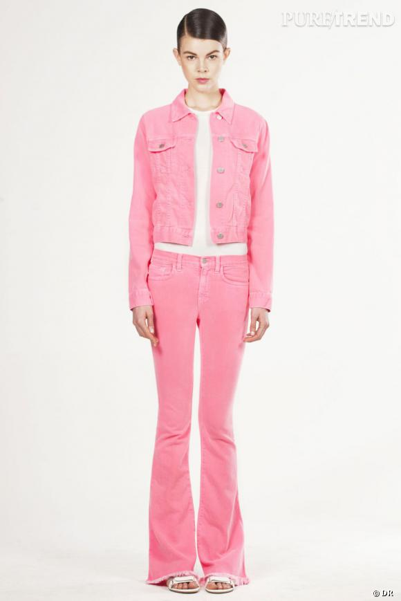 Collection Resort 2012 J Brand et Cristopher Kane.