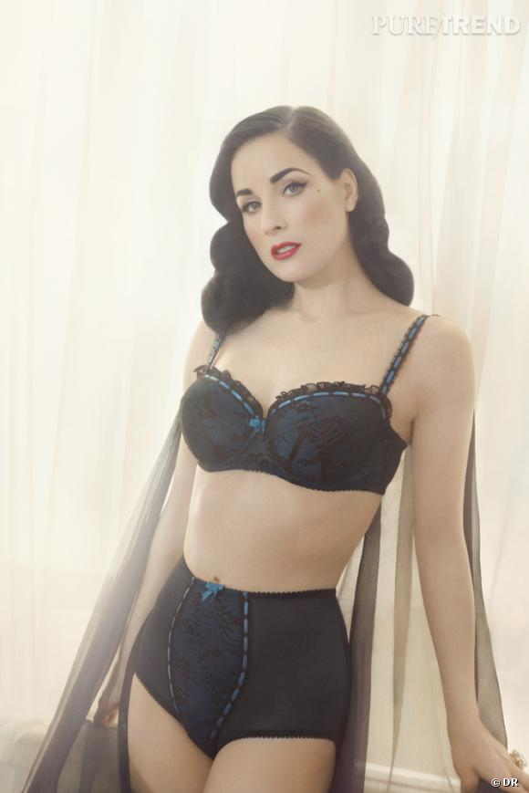 Collection Von Follies de Dita Von Teese.