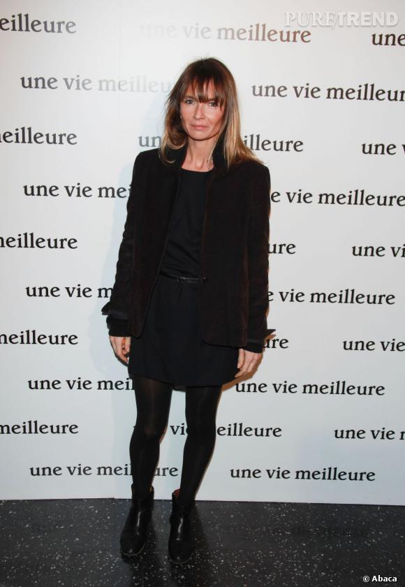 Axelle Laffont, la Parisienne.