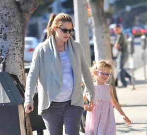 Jennifer Garner, a quand l'accouchement ?