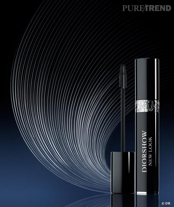 Mascara Diorshow New Look de Christian Dior.