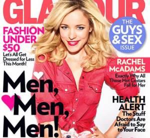 Rachel McAdams, pin-up glamour