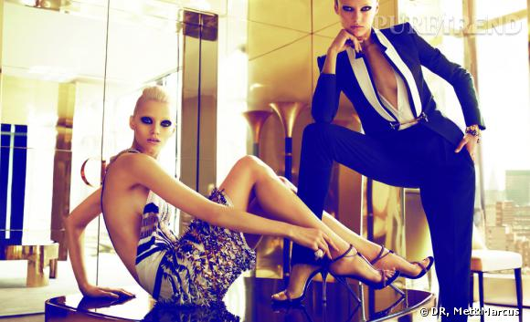 Campagne Gucci, Printemps-Eté 2012.