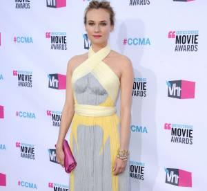 Le look du jour : Diane Kruger, sexy pop