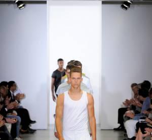 Le défilé du jour : Calvin Klein Collection Homme sur Puretrend