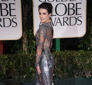 Golden Globes 2012 : Lea Michele, belle sirene