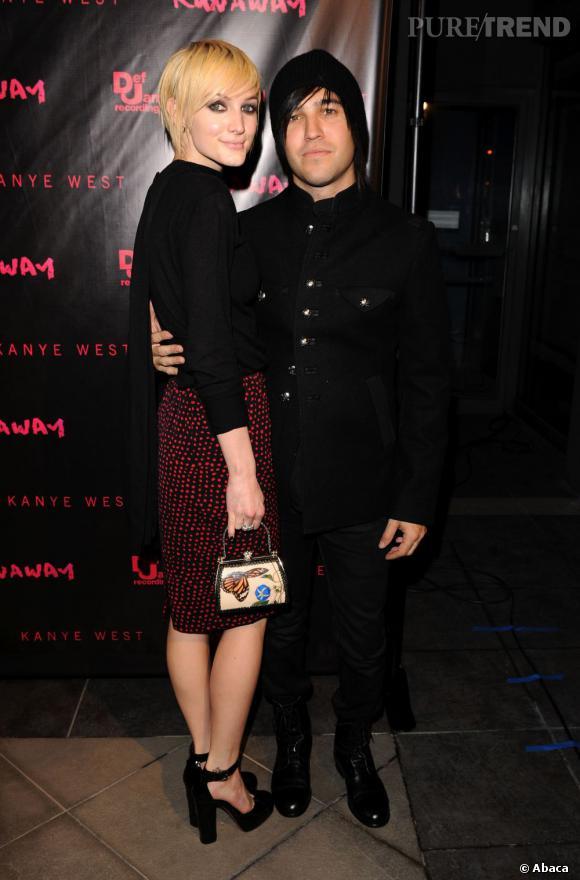 Ashlee Simpson et Pete Wentz : après deux ans et demi de mariage et un enfant, le couple a décidé de se séparer en 2011.