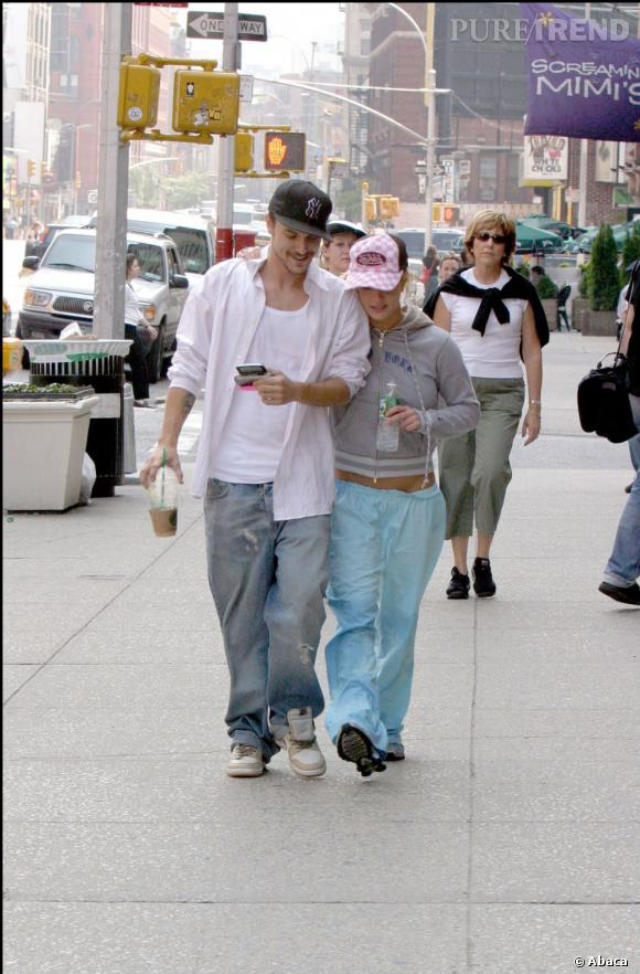 Britney Spears et Kevin Federline : ils se rencontrent en 2004, se marient cinq mois après, et divorcent juste après la naissance de leur deuxième enfant en 2007. Intense mais rapide.