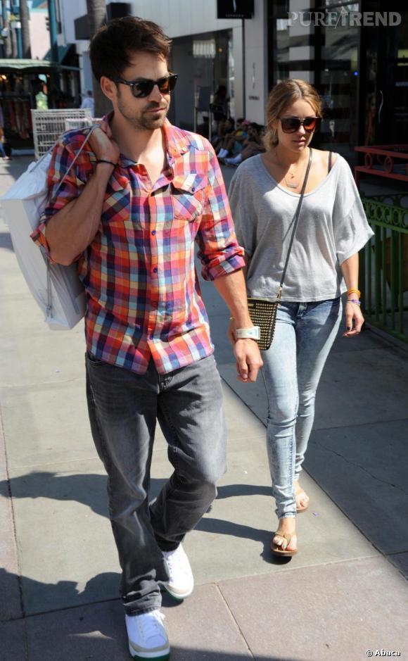 Lauren Conrad et Kyle Howard : le couple a rompu en avril dernier après 3 ans de relation.