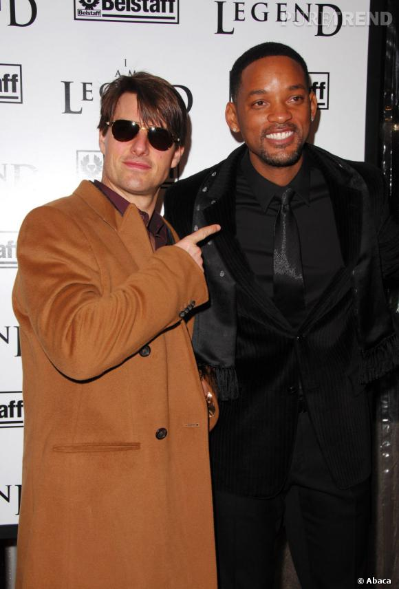 """Tom Cruise et Will Smith, des amis disons... """"spirituels""""."""