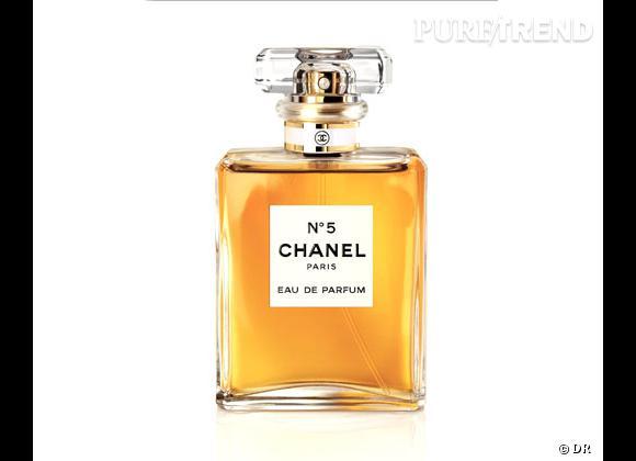 N°5 de Chanel.