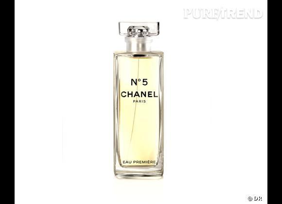 Eau Première N°5 de Chanel.