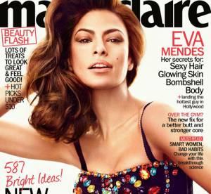 Eva Mendes plus virile que jamais