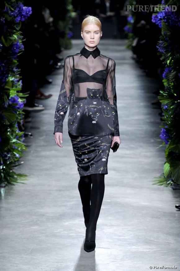 Défilé Givenchy automne-hiver 2011-2012