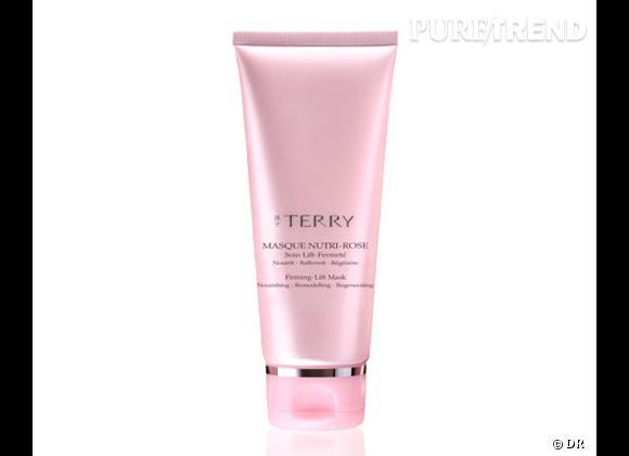 Masque nutri-rose, soin liftant fermeté de By Terry, 68 €.